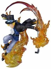 Figuarts ZERO One Piece SABO FIRE FIST PVC Figure BANDAI NEW