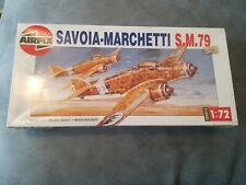Airfix Savoia-marchetti S.m.79 1.72 Scale 04007