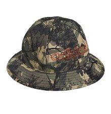 adidas Adult-Unisex Originals Bell Bucket Hat Camo Tree Military OSFA
