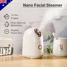 Nano Ion Facial Steamer Thermal Sprayer Beauty Deep Face Cleanser Humidifier