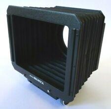 Zenza Bronica ETR Compendium Professional Lens Hood E Bellows + 62mm Mount