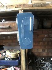 Vintage  Railway Factory Emergency Industrial Wall Bell Phone 1980's