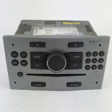 GENUINE Vauxhall / Opel Astra H Radio And CD Head Unit Assembly 93183869