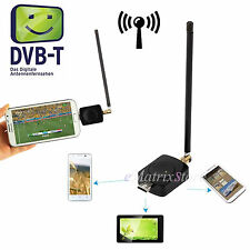 Mini Digital USB DVB-T TV Tuner Mobile Micro Receiver for Android 4.0 HDTV Phone