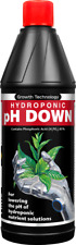 Growth Technology PH Down 250ml. Hydroponics. Grow Tents. Grow Lights. Fish Tank