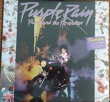 Prince PURPLE RAIN (2017) 180g +POSTER Movie Soundtrack REMASTERED New Vinyl LP