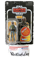 "Hasbro Kenner Star Wars Retro Collection Boba Fett 3.75"" Action Figure IN HAND"
