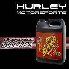 KLOTZ KL-101 Super Techniplate 2-Cycle/Stroke Racing Oil - Gallon - Qty (4)