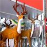 Simulation Giant Deindeer Big Deer Animal Stuffed Plush Soft Toy Doll Xmas Gifts