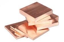 Copper Forged Bullion .9999 Invest Stack Melt 1/8