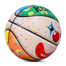 "Kuangmi basketball Creative theme- joker Child Kids Boys Girls ball Size 5 27.5"""