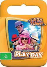 LazyTown - Play Day (DVD, 2010)
