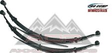 """Pro Comp #22410 Front Leaf Springs 4"""" 99-04 Ford F250/ F350 (PAIR) WITH BUSHINGS"""