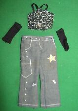 """Top-Pants & Arm Warmers for 10"""" Bratz Doll -Clothes"""