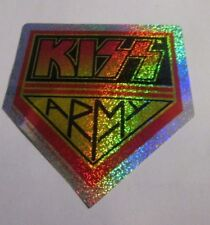 KISS STICKER NEW 2008 VINTAGE OOP RARE COLLECTIBLE