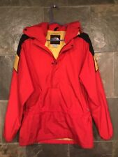Vintage NORTH FACE Extreme Gore-Tex Winter Snowboard Jacket Size M USA Red Coat