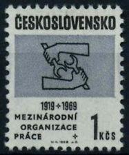 Czechoslovakia 1969 SG#1804 Labour Org. MNH #D38997
