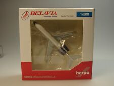 Herpa Wings Tupolev TU-154M Belavia, Belarusian - 530071 - 1:500