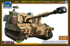 Riich RT72001 1/72 M109A6 Paladin 155mm Self-Propelled Howitzer