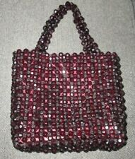 Ruby Red Beaded Purse - Gap Brand