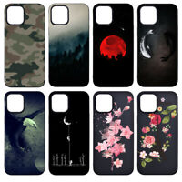 For iPhone 12 mini 11 Pro Max XS XR 8 7 Shockproof Soft Silicone Case Cover