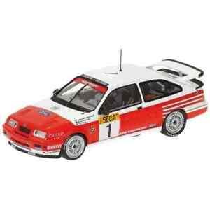 1/43 MINICHAMPS Ford Sierra Rs 500 N°1 Brancatelli/Percy Winner 24h Spa 1989