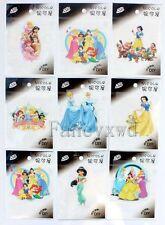 Princess T-Shirt Iron-on  DIY Accessory Patch Transfer  Sticker 50pcs Toys