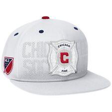 Chicago Fire Adidas Authentic Team Men's Snapback