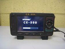MICRONET CE-504 SA-01053-01 MOBILE DATA TERMINAL W/O POWER CORD!