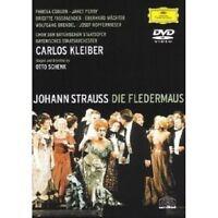 JOHANN STRAUSS - DIE FLEDERMAUS DVD NEU