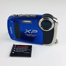 Fujifilm FinePix XP Series XP50 14.4MP Digital Camera - Blue