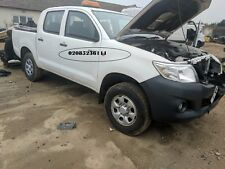 TOYOTA HILUX BREAKING DRIVER SIDE FRONT SUSPENSION LEG FOR SALE 2016