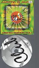 CD--AUSTRIA IS MUSIC-LIMITED VOL 1 -MO-DANZER -NO BROS //VARIOUS