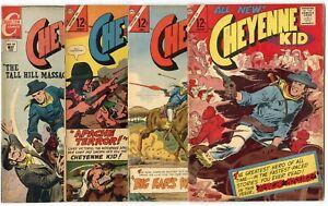 Cheyenne Kid #54 - 99 (18 issues)  avg. VF- 7.5  Charlton  1966  No Reserve