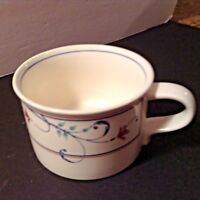 Mikasa Intaglio Annette Cups Mugs Set of 6 Lovely