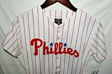 MLB Majestic Chase Utley Philadelphia Phillies #26 Baseball Jersey Youth Medium