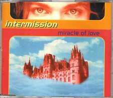 Intermission - Miracle Of Love - CDM - 1996 - Eurodance Happy Hardcore 5TR