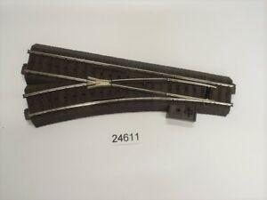 Märklin 24611 C-Gleis Weiche links # NEU in OVP# - 1 Stück