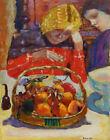 Pierre Bonnard The Golden Hair Canvas Print 16 x 20  # 7128