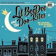 Lil Beedee and The Doo Rites on a Mission to Do YA Right All Night CD 15 Track (