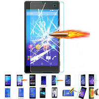 Anti Scratch Ultra thin 9H Tempered Glass Screen Protector for Sony Xperia Phone