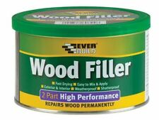 2-part High High-performance Filler White 500g 2 Sizes Performance Wood Sets