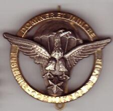 Insigne Pucelle Militaire Militaria Ets Ballard Commandos de l'air