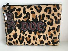 Coach Disney (72938) DOC Lg Pouch Snow White  & (73436) DOC Bag Tag NWT $286