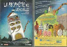 DVD - LA PROPHETIE DES GRENOUILLES ( DESSIN ANIME ) / COMME NEUF