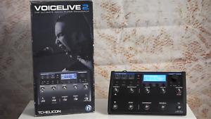 TC-Helicon VoiceLive 2 Vocal Processor