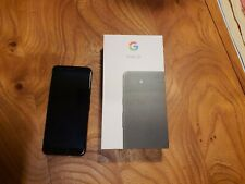 Google Pixel 3a - 64GB - Just Black (Unlocked) (Single SIM)