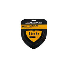 Jagwire Pro Brake Cable Kit Road SRAM/Shimano, Stealth Black