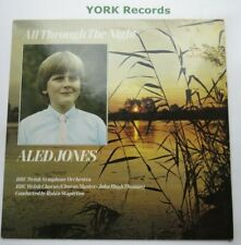 ALED JONES - All Through The Night - Excellent Condition LP Record BBC REH 569