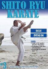 Rs-0446 Shito Ryu Karate #3 Cracking Code of Kata Bassai Dvd Billimoria